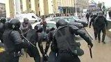 Výzva k propuštění vězněných demonstrantů