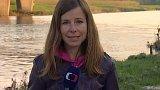 Hladiny řek klesají
