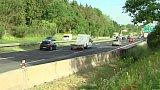 Nárůst dopravy na dálnicích