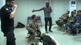 Výcvik policistů v Iráku