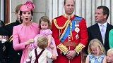 Fotografie malého prince George a princezny Charlotte