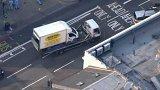Vyšetřování útoku v Londýně