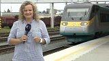 Vlaková doprava v Moravskoslezském kraji