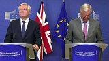 Jednání v Bruselu o brexitu