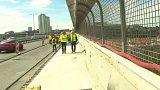 Opravy Nuselského mostu