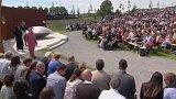 Památník obětem tragédie letu MH17
