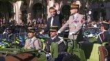 Rezignace francouzského generála Villierse