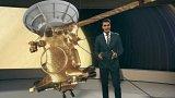 Závěrečný let sondy Cassini