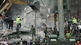 Mexiko po ničivém zemětřesení