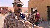 Čeští vojáci cvičí Jordánce