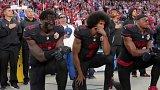 Protesty hráčů amerického fotbalu