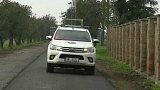Kontrola opravených silnic