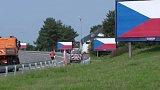 Billboardy kolem dálnic