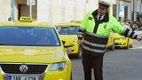 Protesty taxikářů