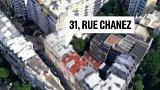 Nastražená bomba v Paříži