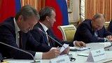 Jednání ruské vlády