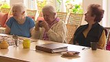 Místa v domovech pro seniory