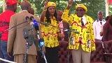 Boje v africkém Zimbabwe