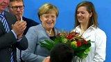 Politická vyjednávání v Německu