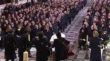 Pohřeb Johnnyho Hallydaye
