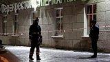 Výbuch v Petrohradu