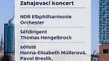 Labská filharmonie se otevírá