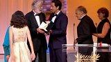 Soutěžní filmy na festivalu v Cannes