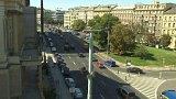 Praha chce upravit parky a ulice v okolí magistrály