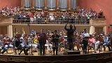Hruša diriguje Českou filharmonii