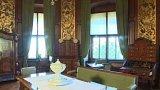 Hostinské pokoje zámku Hluboká