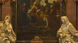 Barokní obraz Tří králů