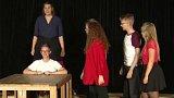 Přehlídka studentských divadel