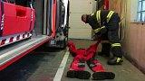 Zázemí náchodských dobrovolných hasičů