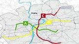 Prodloužení trasy C pražského metra?