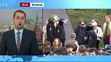 Rusko: protesty na podporu Navalného