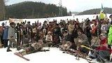 Rakousko: lyžování