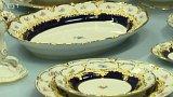 Německo: Míšeňský porcelán