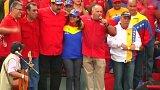 Mrtví při protestech ve Venezuele + rozhovor s J. Opatrným