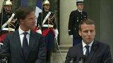 Macron jako lídr Evropy? + rozhovor s P. Zavadilem