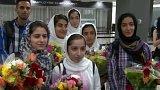 Afghánské studentky soutěží v USA