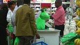 Zákaz používání igelitových tašek v Keni