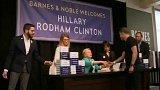 Co se stalo - kniha Hillary Clintonové
