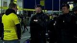 Útok na fotbalisty Dortmundu