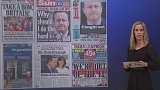 Británie opouští EU - brexit v médiích