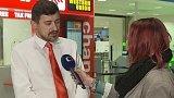 ČNB: konec intervencí - kolik bude stát euro - rozhovor