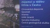 Budoucnost těžby lithia - zájemci o těžbu a využití lithia