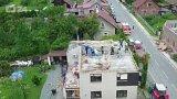 Bohuslavice odklízejí škody po bouři