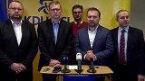 STAN chtějí do voleb kandidovat s KDU-ČSL