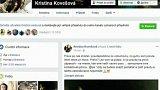 Střelba na slovenskou novinářku