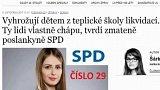 SPD versus Lidovky.cz